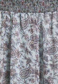 American Eagle - RUFFLE HANKY - Maxi skirt - multi - 2