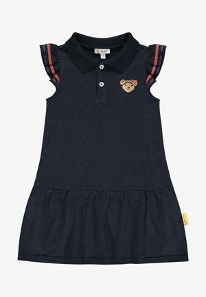 Jersey dress - steiff navy