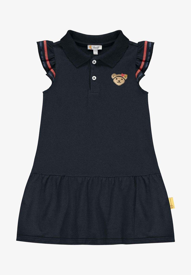 Steiff Collection - Jersey dress - steiff navy