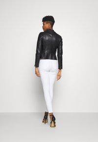 ONLY - ONLJENNY JACKET - Faux leather jacket - black - 2