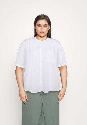 CRISP  SHIRT - Blůza - optic white