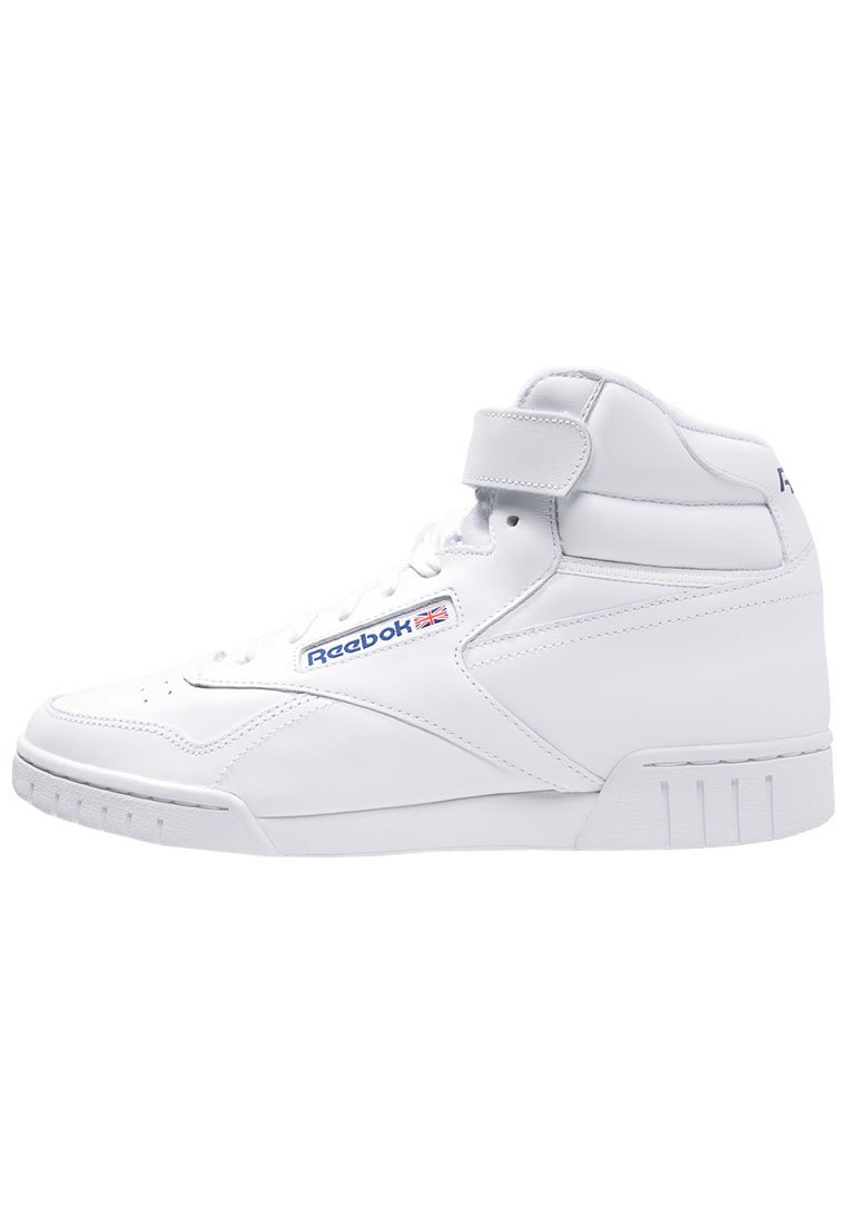 Men EX-O-FIT LEATHER SHOES - High-top trainers