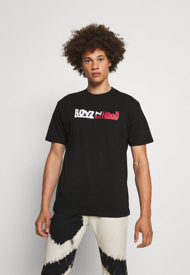 BOYZ N THE HOOD - T-shirt print - black