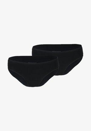 TAI 2 PACK - Slip - schwarz