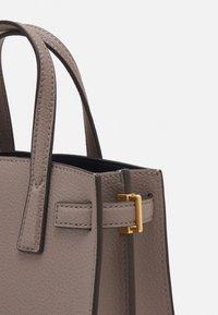 Tory Burch - WALKER MICRO SATCHEL - Handbag - gray heron - 3