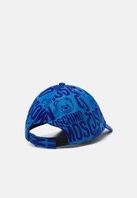 MOSCHINO - HAT UNISEX - Cap - blue - 2