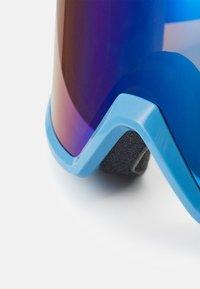 Smith Optics - RANGE UNISEX - Ski goggles - green sol mirror - 3