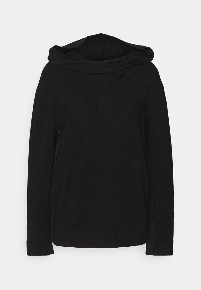 Sweter - nero