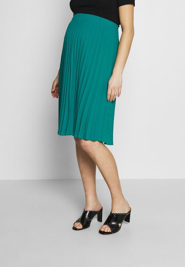 CHARLOTTE - Áčková sukně - émeraude