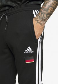 adidas Performance - DFB DEUTSCHLAND 3S PNT - National team wear - black - 3