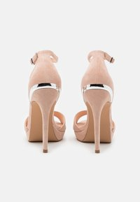 Even&Odd - LEATHER - High heeled sandals - beige - 3