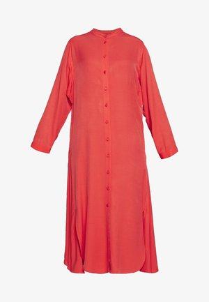 CAUSA - Shirt dress - red