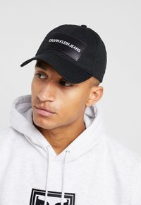 Calvin Klein Jeans - INSTITUTIONAL  - Casquette - black - 1