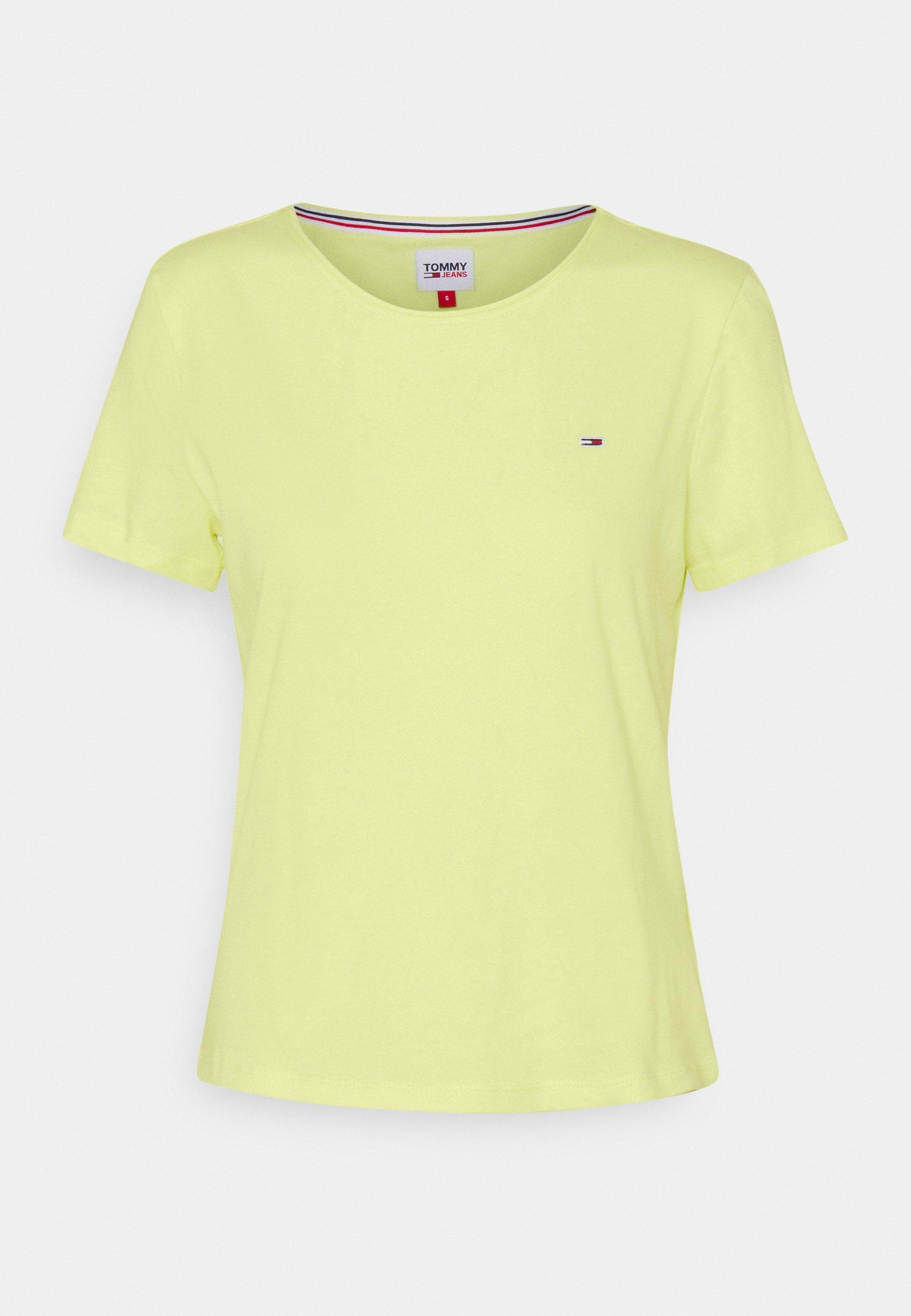 Damen SLIM CNECK - T-Shirt basic