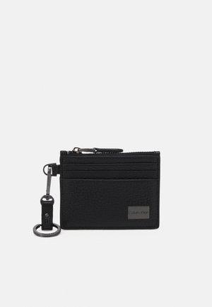 HOLDER ZIP - Business card holder - black