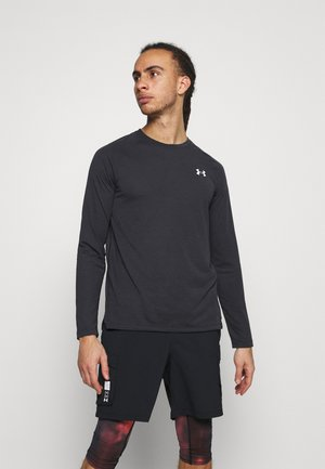STREAKER  - T-shirt à manches longues - black