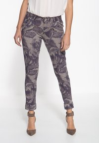 Amor, Trust & Truth - Trousers - lila - 0