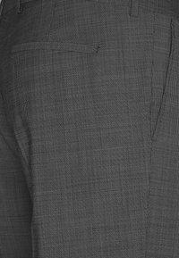 Tommy Hilfiger Tailored - FLEX LAPEL SLIM FIT SUIT - Suit - black - 5