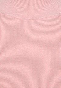 Weekday - KIMBER CROPPED - Jumper - pink medium - 5