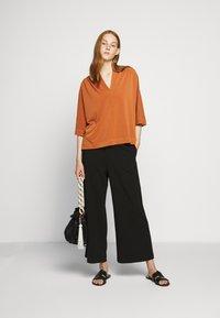 By Malene Birger - BIJANA - Long sleeved top - brick - 1
