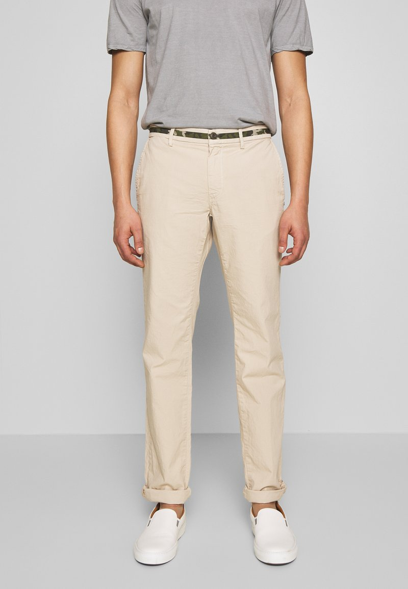Mason's - Kalhoty - ecru