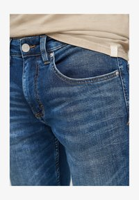 Q/S designed by - Straight leg jeans - blue - 5