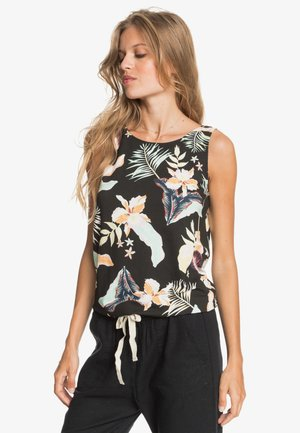 FINE WITH YOU PRINTED - Top - anthracite large praslin