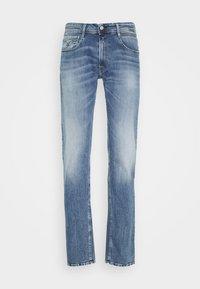 Replay - ROCCO - Straight leg jeans - light blue - 3