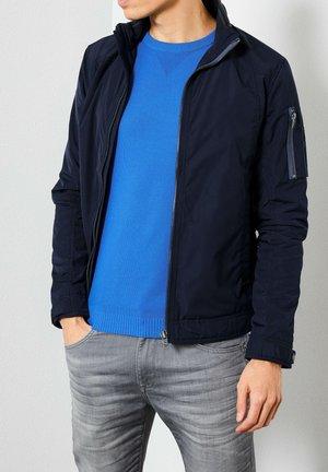 Light jacket - deep capri