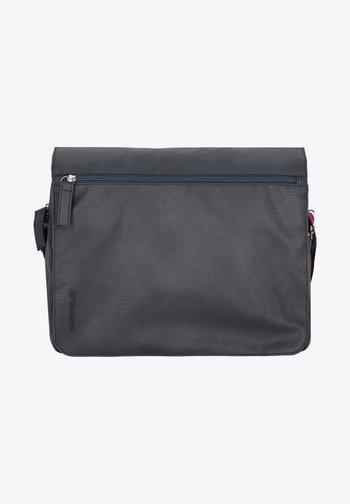 WARREN  - Across body bag - dark blue