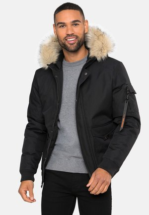ORBISTON - Winter jacket - schwarz