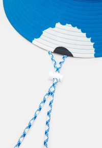 Marimekko - SIIMEKSESSÄ UNIKKO HAT - Hat - beige/blue/black - 2