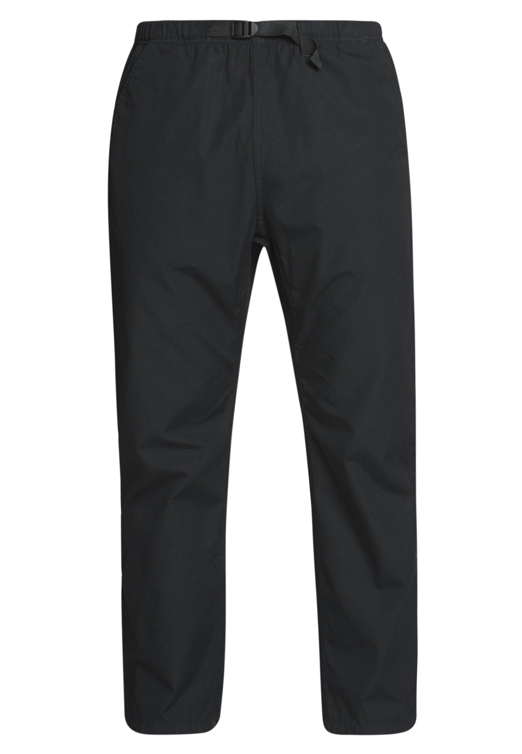 Carhartt WIP CLOVER PANT LANE - Bukse - black rinsed