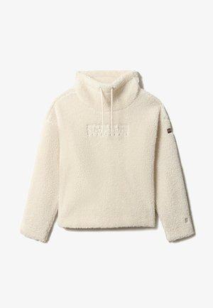 TEIDE - Fleece jumper - whitecap gray
