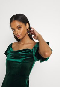TFNC - ANIKA DRESS - Cocktail dress / Party dress - dark green - 3