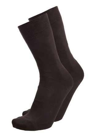 SWING 2 PACK - Socks - brown