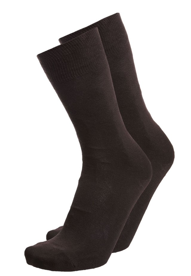 SWING 2 PACK - Socks - brown