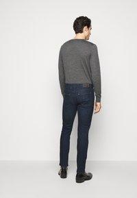 Michael Kors - PARKER  - Slim fit jeans - blue denim - 2