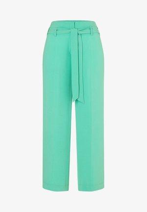 Trousers - jade