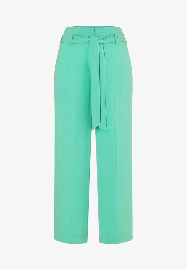 Trousers - jade