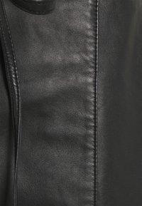 Selected Femme Petite - SLFRALLA SKIRT - Mini skirt - black - 2