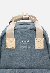 anello - ATELIER UNISEX - Batoh - dark blue - 4