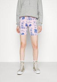 Obey Clothing - FLASH - Shorts - lavender - 0