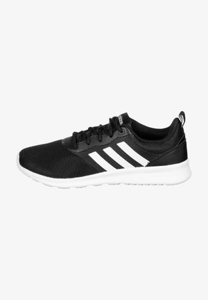 QT RACER - Trainers - core black / footwear white / onix