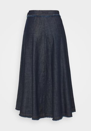 ASTORIA - Denim skirt - blau