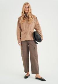 InWear - YUMA - Light jacket - amphora - 1