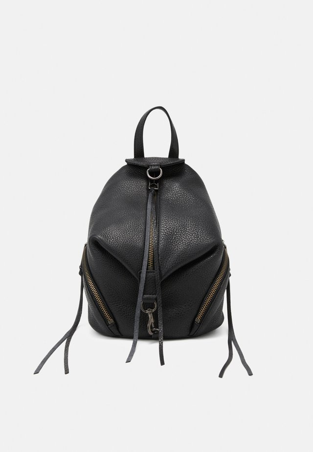 MINI JULIAN BACKPACK - Tagesrucksack - black