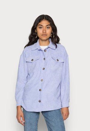 SAVISA - Button-down blouse - languid lavender