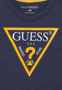 Guess - CORE UNISEX - Longsleeve - deck blue - 2