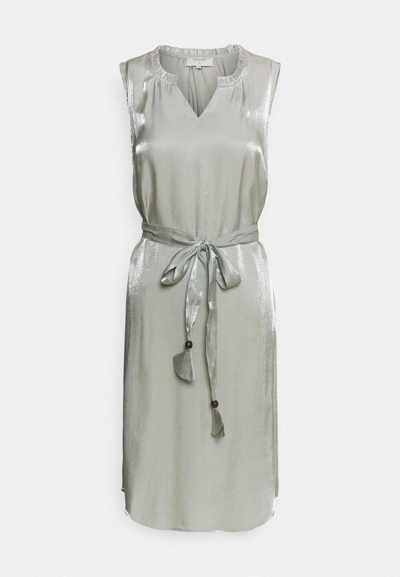 Cream - SLEEVELESS DRESS - Cocktail dress / Party dress - desert sage
